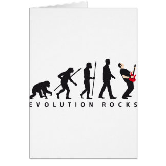 evolution e-guitar rock karte