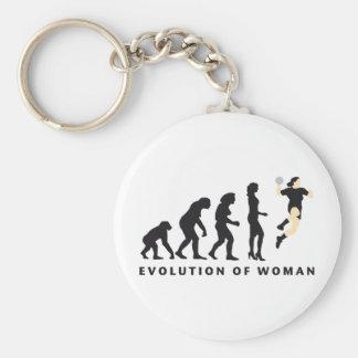 evolution female handball schlüsselanhänger