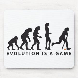evolution female hockey mousepads