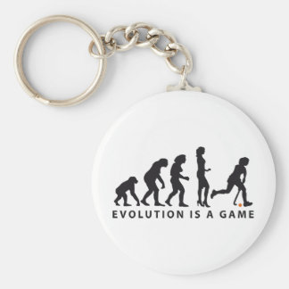 evolution female hockey schlüsselanhänger