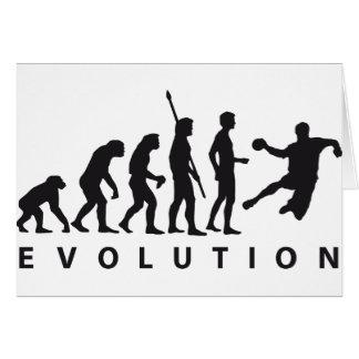 evolution handball karte