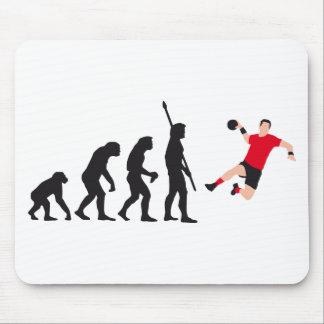 evolution handball mauspad