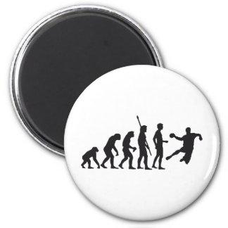evolution handball runder magnet 5,7 cm