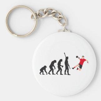 evolution handball schlüsselanhänger