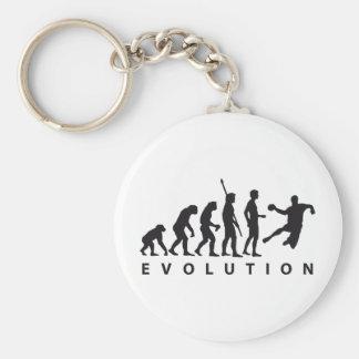 evolution handball standard runder schlüsselanhänger