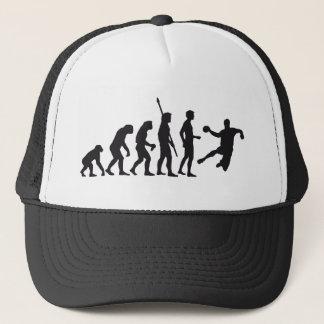 evolution handball truckerkappe