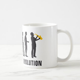 evolution jazz kaffeetasse