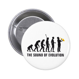 evolution jazz runder button 5,7 cm