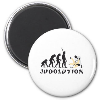 evolution Judo Runder Magnet 5,1 Cm