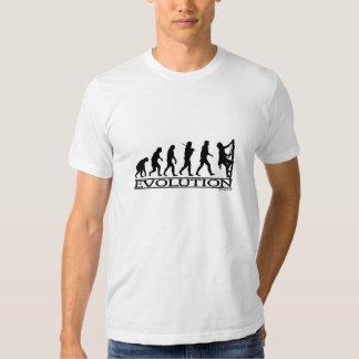 Evolution - kletternd shirts