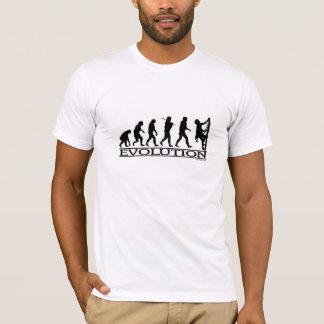 Evolution - kletternd T-Shirt