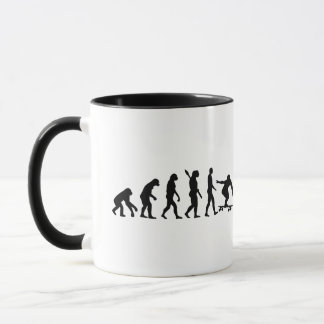 Evolution Longboard Tasse
