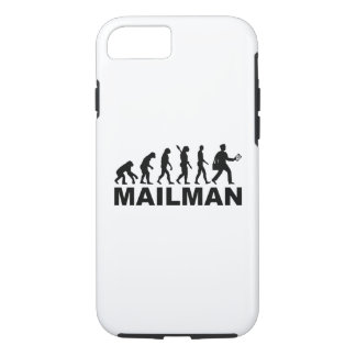 Evolution Mailman iPhone 8/7 Hülle