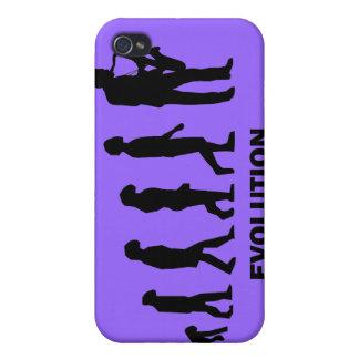 Evolution saxo Spieler iPhone 4/4S Cover