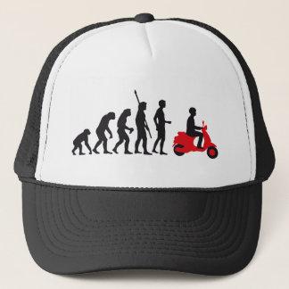 evolution scooter truckerkappe