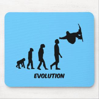 Evolution Skateboarding Mousepads