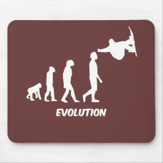 Evolution Skateboarding Mousepads