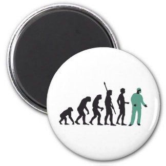 evolution surgeon runder magnet 5,1 cm