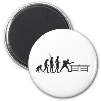 evolution table tennis runder magnet 5,7 cm