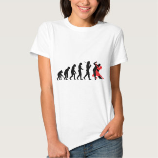 Evolution - Tanzen Tshirts
