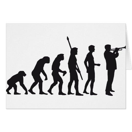 evolution trumpet player karte