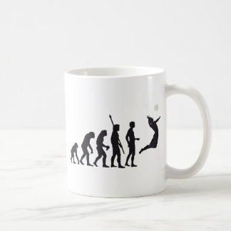 evolution volleyball kaffeetasse