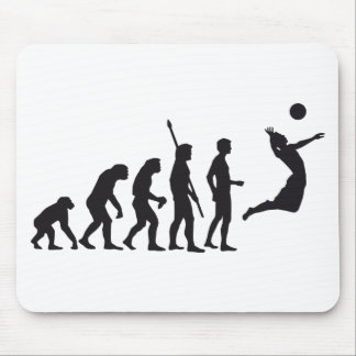 evolution volleyball mauspads