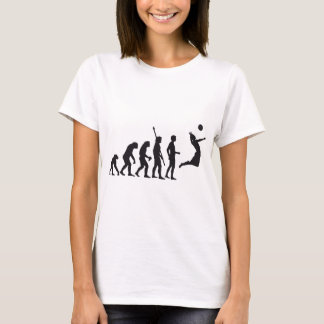 evolution volleyball T-Shirt