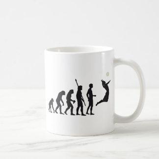 evolution volleyball kaffee haferl