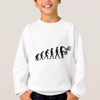 Evolution von BMX Sweatshirt
