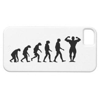 Evolution von Bodybuilding iPhone 5 Schutzhüllen