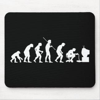 Evolution von Videospiel-SpielGamer Mauspad