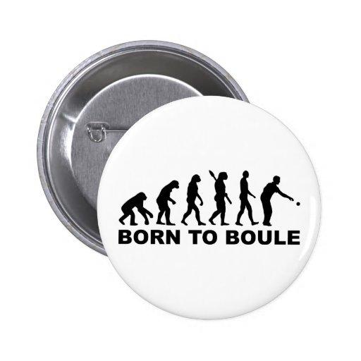 EvolutionBoule Petanque Button