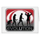 Evolutions-Bodybuilder Karte