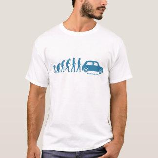 Evolutions-klassisches Minit-shirt T-Shirt