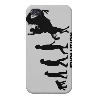 Evolutionscowboy iPhone 4/4S Cover