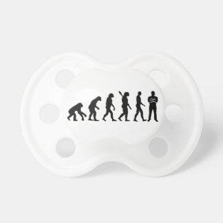 Evolutionssicherheitsschutz Schnuller