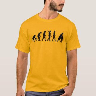 Evolutionstanzenpaare T-Shirt