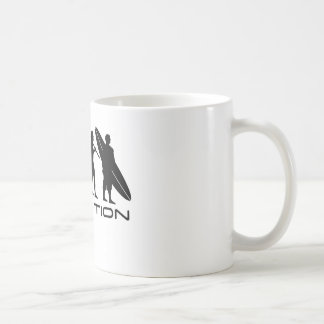 EvolutionSurfer Kaffeetasse