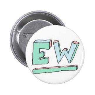 Ew-Knopf Runder Button 5,1 Cm