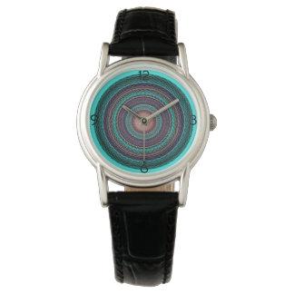 eWatch Armbanduhr Mandala