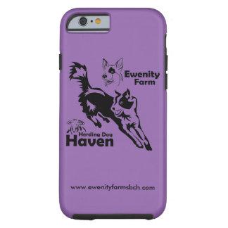 Ewenity Bauernhof-Telefon-Kasten Tough iPhone 6 Hülle