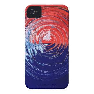 Ewiger Kreis 1 iPhone 4 Case-Mate Hülle