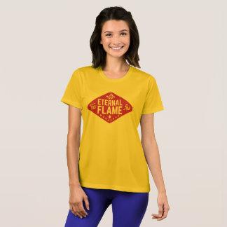 Ewiges Flamme Fa-Marathon T-Shirt