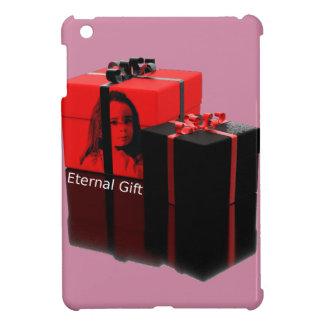 """Ewiges Geschenk-"" personalisierte Foto-Illusion iPad Mini Hülle"
