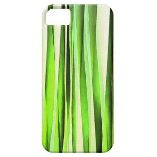 Ewiges immergrünes Stripy Muster Etui Fürs iPhone 5