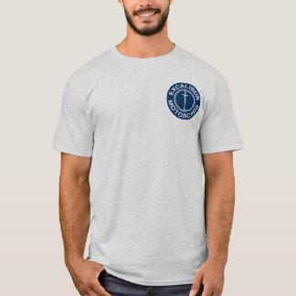 Excalibur Auto-Blaulogo T-Shirt