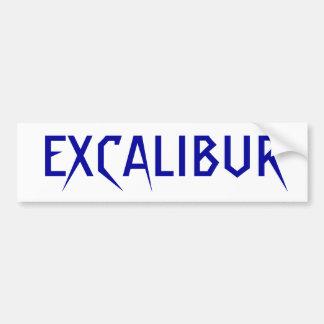 EXCALIBUR AUTOAUFKLEBER