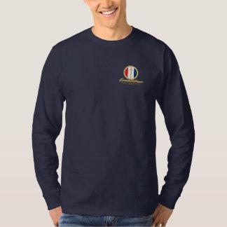 Excalibur Camelot klassische Auto-lange Hülse T-Shirt