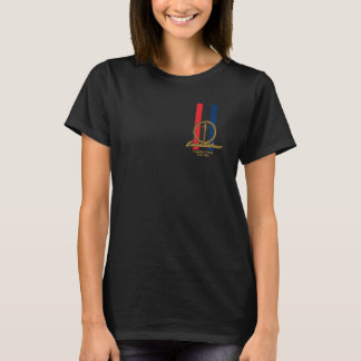 Excalibur Camelot klassischer Auto-Frauen T-Shirt